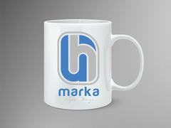 UH Logo Mug Tasarımı