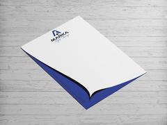 R Logo Antentli K. Tasarımı