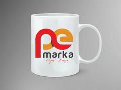 PE Marka Mug Tasarımı