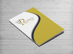 P Logo Dosya Tasarımı
