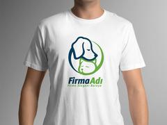 Markamıza Logo T-shirt Tasarımı