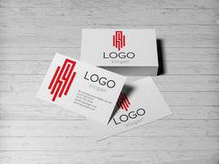 S Blok Logo Kartvizit Tasarımı
