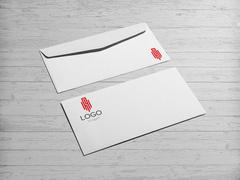 S Blok Logo Zarf Tasarımı