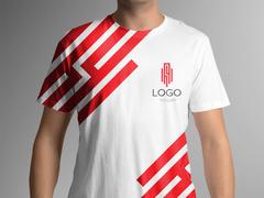 S Blok Logo T-shirt Tasarımı