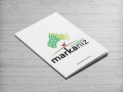 Ağaç Logo Dosya Tasarımı