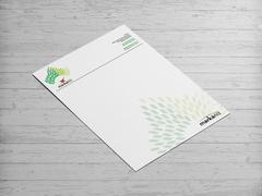 Ağaç Logo Antentli K. Tasarımı