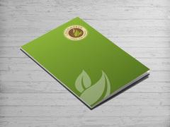 Gıda logo Dosya Tasarımı