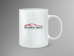 Araba Logo Mug Tasarımı