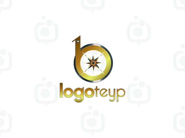B Logo logo
