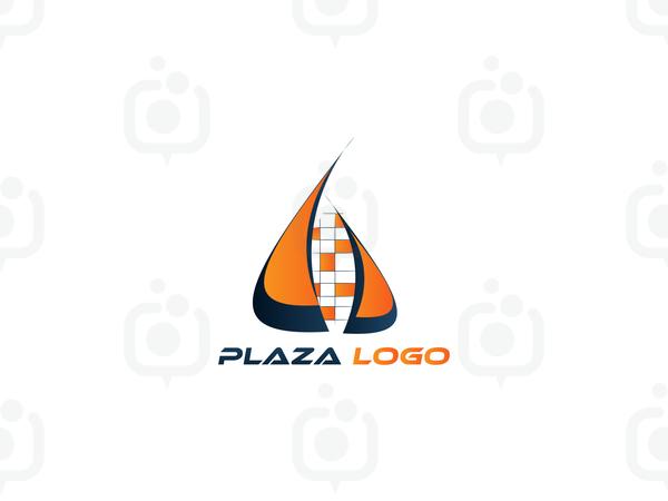 Plaza Logo logo
