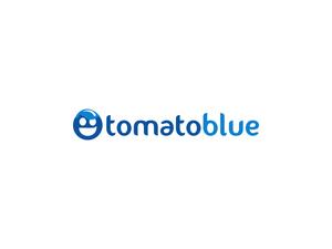 Tomato Blue logo