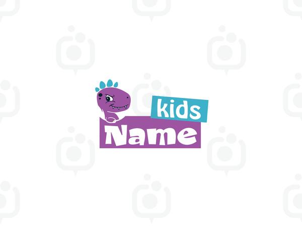 Kids logo logo