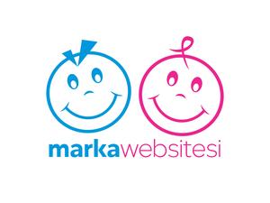 Gülen yüzler Logo logo