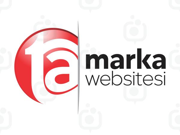 T A Logo logo