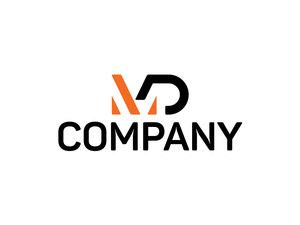 D ve M Logo logo