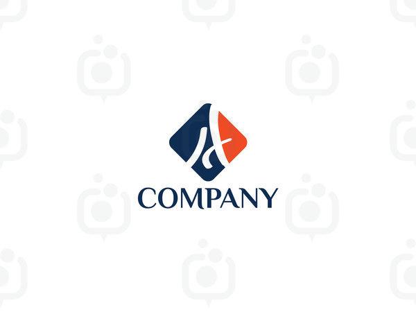 A Logo logo