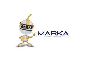 Robot Logo logo