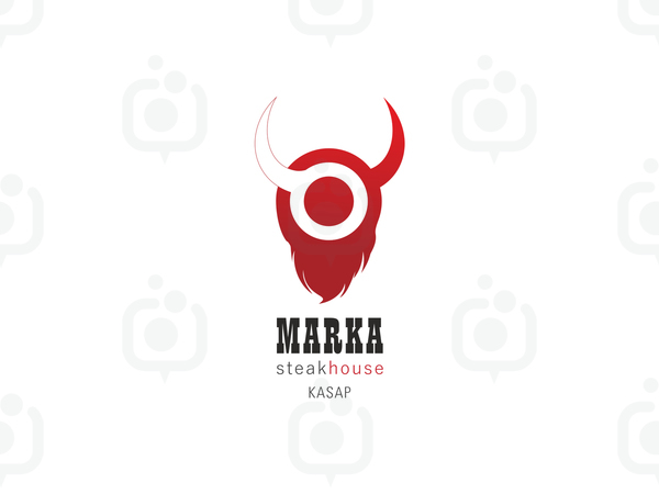 Steak Logo logo