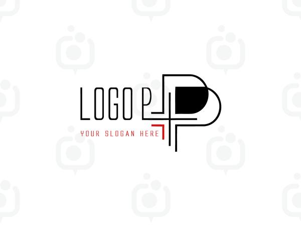 P Logo logo