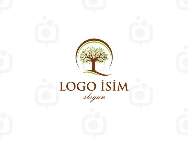 Logo Ağaç logo