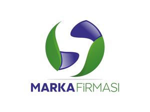 S Harfli Marka Firması Logo logo
