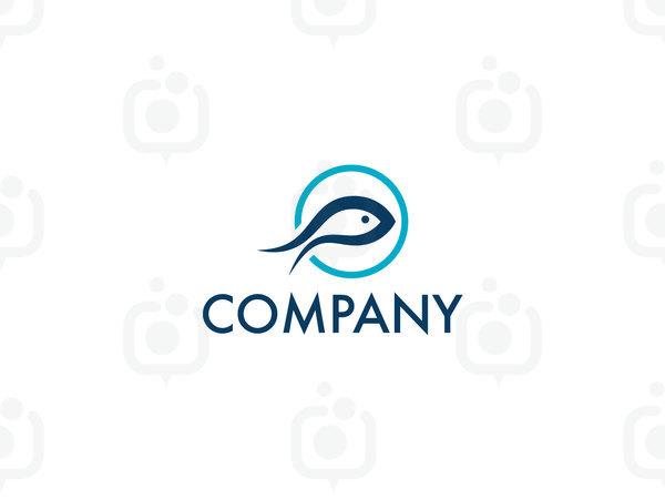 Balık Logo logo