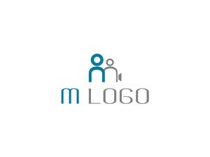 LOGO M logo