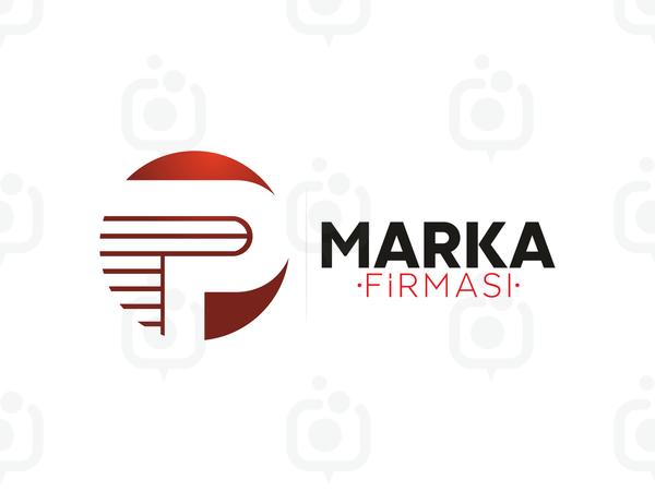 P Harfli Logo logo