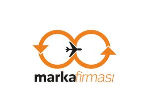 Ok ve Uçak logo