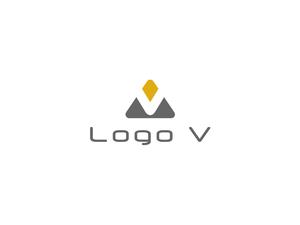 V Logo logo