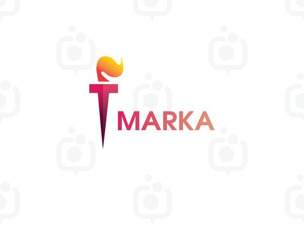 Meşale Logo logo