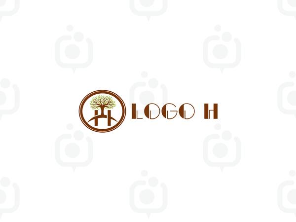 H Logo logo