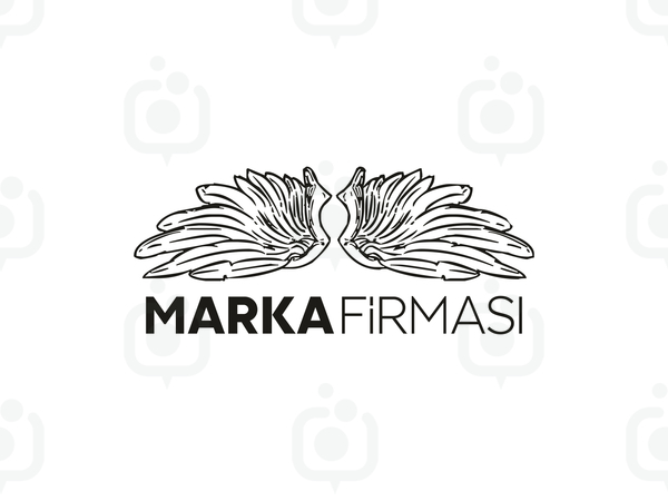 Melek Marka Logo logo