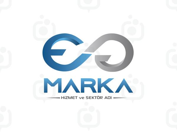 E G Logo logo