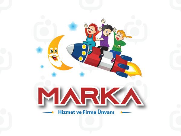 Çocuklar Logo logo