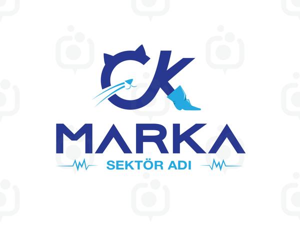 CK Logo logo