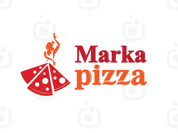 Pizza Logo logo