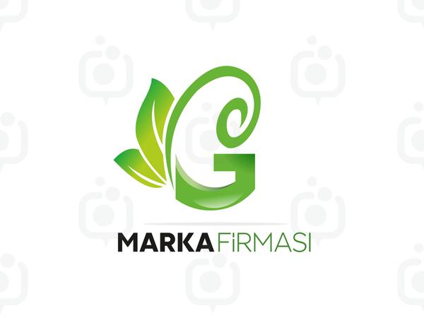 G Harfli Marka Logo logo