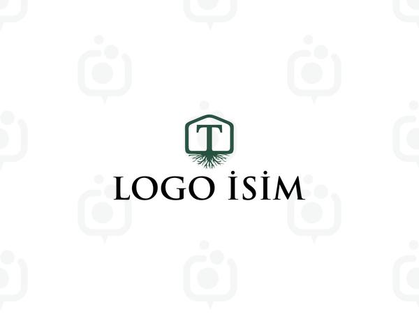 LOGO T logo