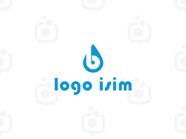 B Damla logo