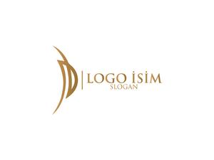 D Logo logo