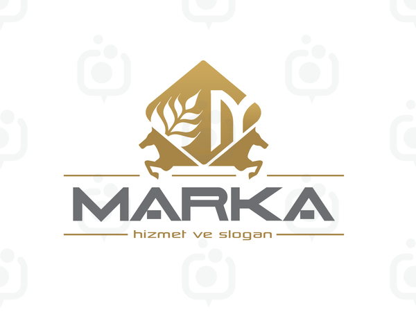 Atlı Logo logo