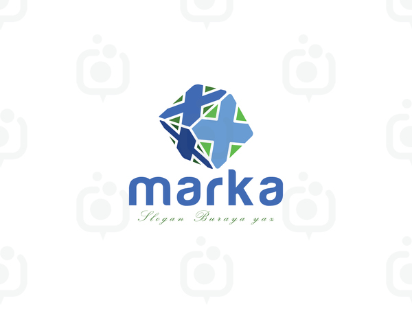 X Marka logo