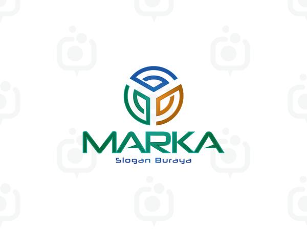 3 Ortaklı Daire logo