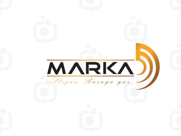 D Marka logo