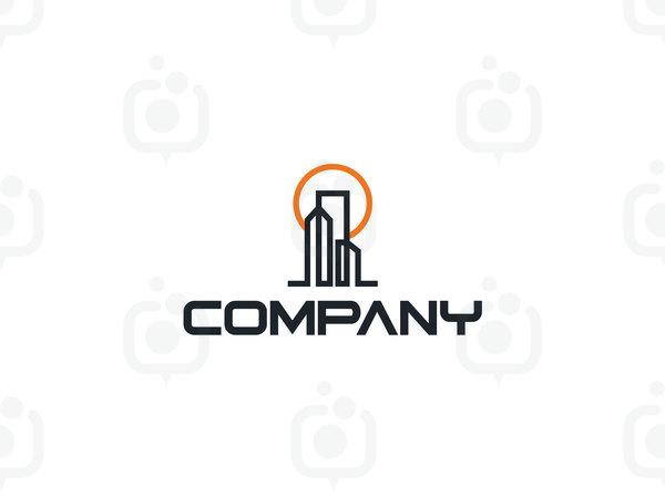 İnşaat ve Emlak Logo logo
