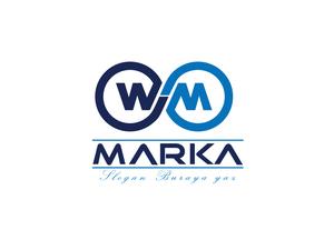 W M logo logo