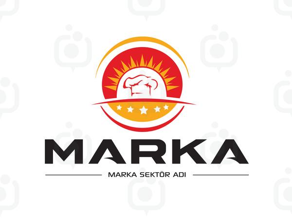 Şef logo logo