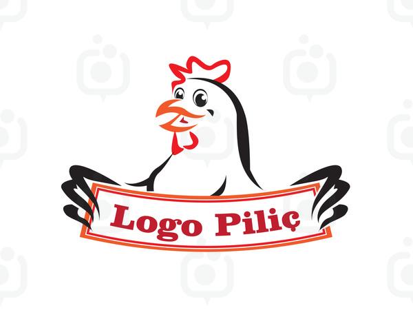 Logo piliç logo