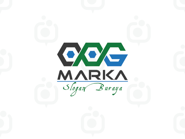 C-O ve G Logo logo